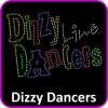 Dizzy Line Dancers Strassmotive