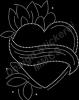 Herz gross